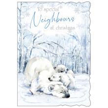 JXC0829 Neighbours Cte Christmas Cards