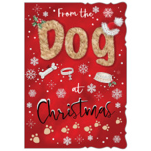 From the Dog 50 Christmas Cards