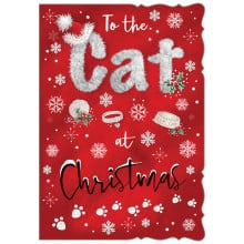 To the Cat 50 Christmas Cards