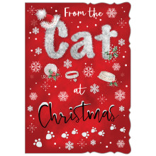 From the Cat 50 Christmas Cards