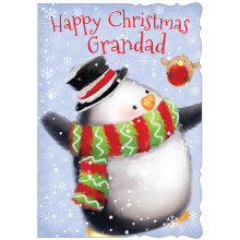 Grandad Cute 50 Christmas Cards