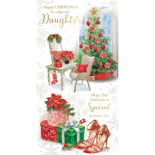 Daughter Trad 72 Christmas Cards