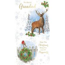 Grandad Trad 72 Christmas Cards