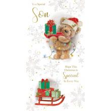 Son Cute 72 Christmas Cards