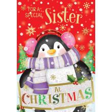 Sister Juv 50 Christmas Cards