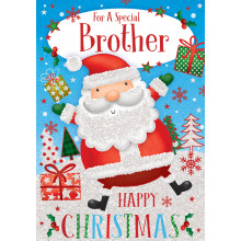 Brother Juv 50 Christmas Cards