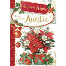 Auntie Trad 50 Christmas Cards