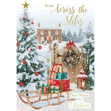 Across the Miles Trad 50 Christmas Cards